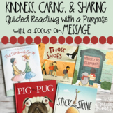 Kindness Caring & Sharing Guided Reading with a Purpose Te