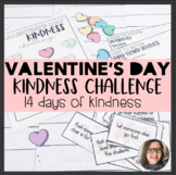 Kindness Challenge Classroom Countdown | Valentine's Day Edition