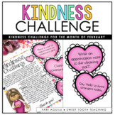 Kindness Challenge- February Random Acts of Kindness