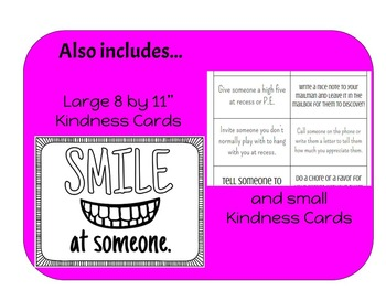 Kindness Challenge Packet