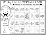 Kindness Challenge EDITABLE {Promoting Kindness in the Classroom}