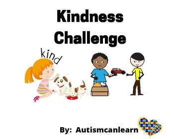 Kindness Challenge Service Learning Projects