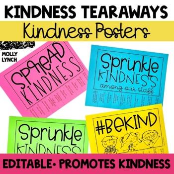Kindness Challenge - Tear Away Challenges