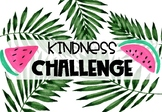 Kindness Challenge - Tropical Theme