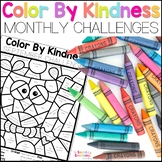 Kindness Challenges by Month