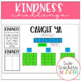 Kindness Character Challenge PBIS