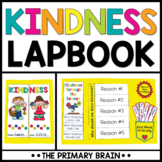 Kindness Character Education Lapbook