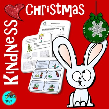 Christmas & Kindness - Spread Christmas Spirit Wherever You Go