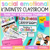 Kindness Classroom Challenge + Calendars - Social Emotiona
