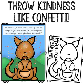 Kindness Classroom Guidance Lesson for Early Elementary/Primary Counseling