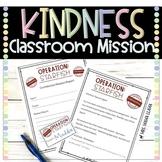 Kindness Classroom Mission: Operation Starfish