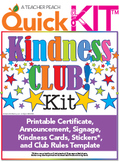 Kindness Club Quick Kit™