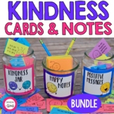 Kindness Compliment Cards and Notes BUNDLE | Kindness Dots