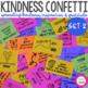 Kindness Confetti Inspirational Cards Bundle - Sets 1, 2 & 3