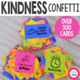 Kindness Confetti® Cards Bundle Kindness Activity - Positi