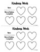 Random Acts of Kindness- Kindness Counts Display and Activities