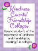 Kindness Counts Character Collages Printables Project Bulletin Board