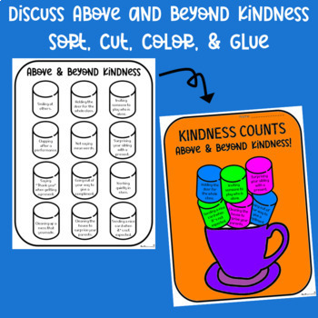 Kindness Counts Craft