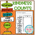 Kindness Counts...Craft and Activities!