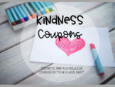 Kindness Coupons