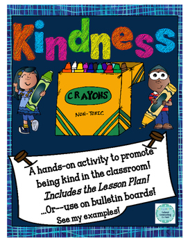 Kindness Crayons