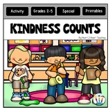 Kindness Activities | Character Education Activity | Classroom-Building Activity