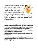 Kindness Fairy for Staff Appreciation