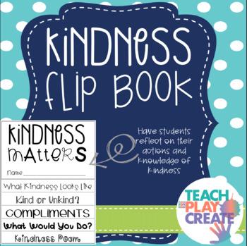 Kindness Flip Book