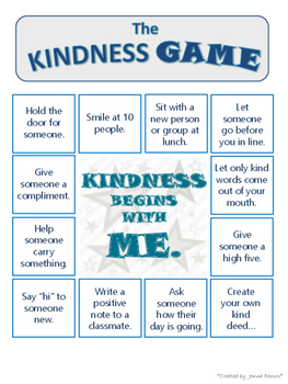 Kindness Game