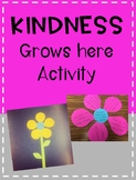 Kindness Grows Here Activity