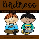 Kindness Guidance Lesson- Pre-K- Kindergarten