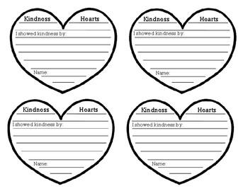 Kindness Hearts