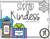 Kindness Holiday Bulletin Board idea