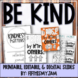 Kindness Journal Activity | Digital Included