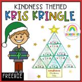 Kindness Kris Kringle Christmas Tree Activity - Free Download