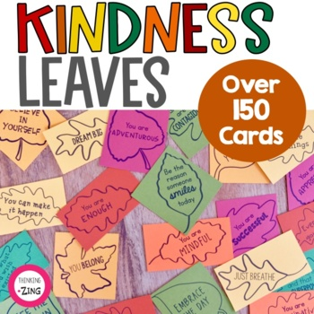 Kindness Leaves- Kindness Activity