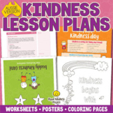Kindness Lesson Plans & Printables - A4