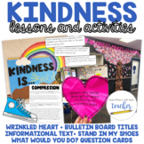 Kindness Lessons for the Elementary Classroom