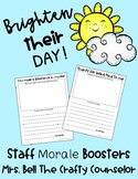 Kindness Letters (Staff Morale Boosters) (Kindness Week)