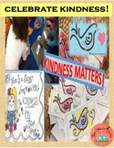 """""""Kindness Matters"""" Activity-  Celebrate Random Acts of Kindness!"""