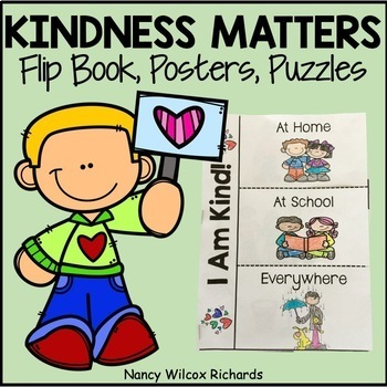 Character Education: Kindness Matters - Building a Kinder