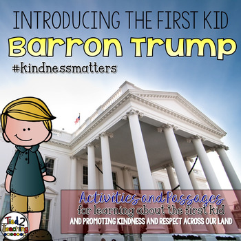 Kindness Matters: Barron Trump First Kid