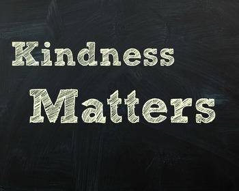 Kindness Matters Black