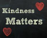 Kindness Matters Blackboard