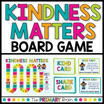 Kindness Matters Board Game