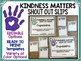 Kindness Matters Student Shout Outs and Awards
