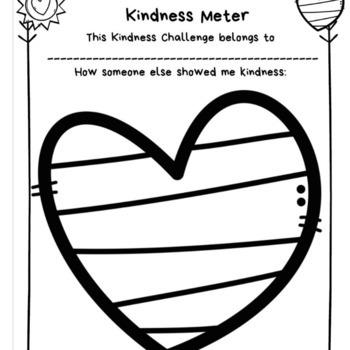 Kindness Meters