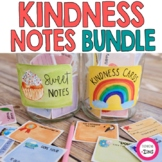 Kindness Notes Bundle - Watercolor | Student Positive Mess