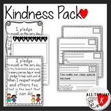Kindness Pack: Kindness Grams, Kindness Draw and Write, Pl