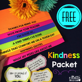 Kindness Packet Freebie